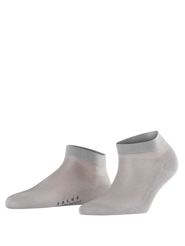 Dame Sneaker - Falke Cotton Delight - Silver