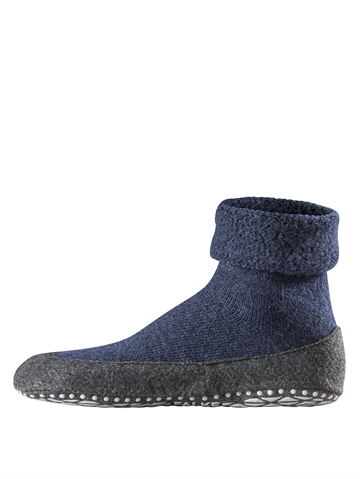 Falke Herre - Cosy Shoe  - ABS - Dark Blue