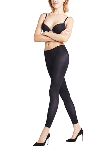 Leggings - Falke Pure Matt 50 - Sort