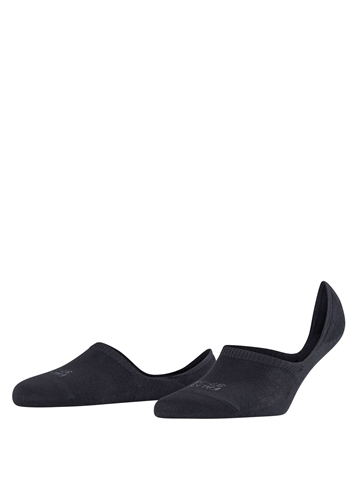 Falke Step dame - High Cut - Sort