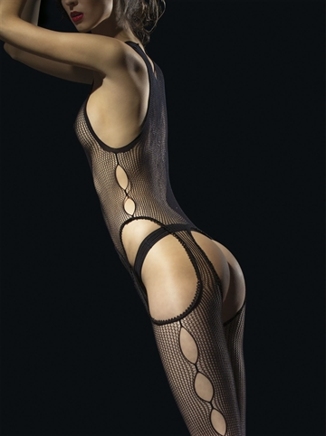 Body stockings - Secreto - Sort
