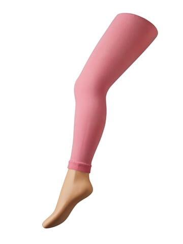 Camano Leggings Cotton Fine - Pink