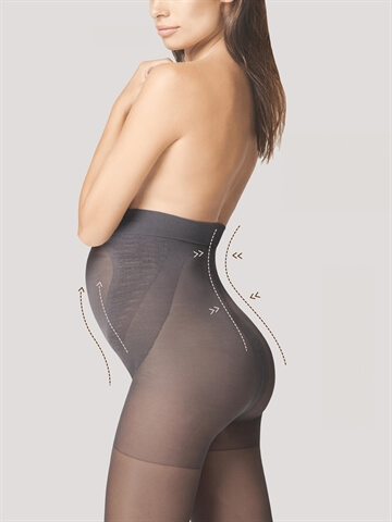 Shapewear Mama 40 - Sort