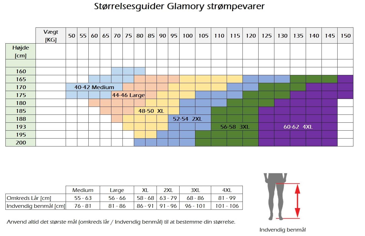 7a7a7205 Hofteholder - Glamory - 399 kr - | LegLove.dk